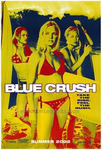 Blue Crush - 27 x 40 Movie Poster - Style B
