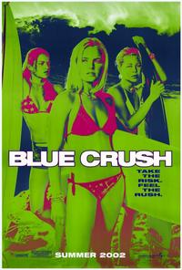 Blue Crush - 27 x 40 Movie Poster - Style C