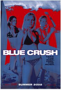 Blue Crush - 27 x 40 Movie Poster - Style D