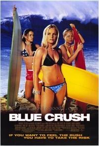 Blue Crush - 43 x 62 Movie Poster - Bus Shelter Style A