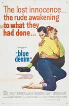 Blue Denim - 11 x 17 Movie Poster - Style A