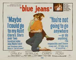 Blue Denim - 11 x 14 Movie Poster - Style A