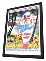 Blue Hawaii - 27 x 40 Movie Poster - Style A - in Deluxe Wood Frame