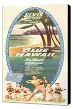 Blue Hawaii - 14 x 36 Movie Poster - Insert Style A - Museum Wrapped Canvas