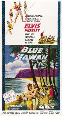 Blue Hawaii - 20 x 40 Movie Poster - Style A
