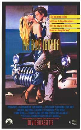 Blue Iguana - 27 x 40 Movie Poster - Style A
