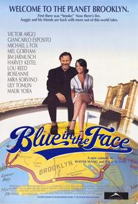 Blue in the Face - 27 x 40 Movie Poster - Style A