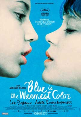 Blue is the Warmest Color - 11 x 17 Movie Poster - Canadian Style A