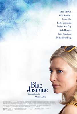 Blue Jasmine - 27 x 40 Movie Poster