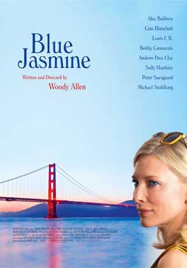 Blue Jasmine - 27 x 40 Movie Poster - Style B