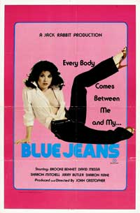 Blue Jeans - 11 x 17 Movie Poster - Style A