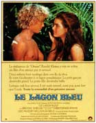 The Blue Lagoon - 11 x 17 Movie Poster - French Style A