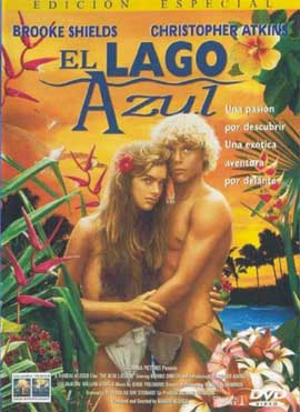 The Blue Lagoon - 11 x 17 Movie Poster - Spanish Style A