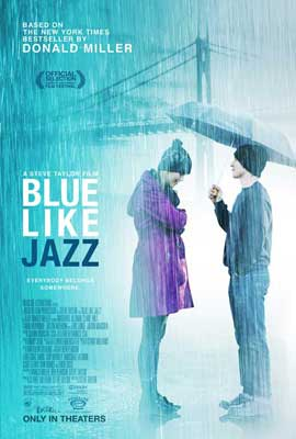 Blue Like Jazz - 11 x 17 Movie Poster - Style A