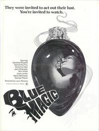Blue Magic - 11 x 17 Movie Poster - Style A