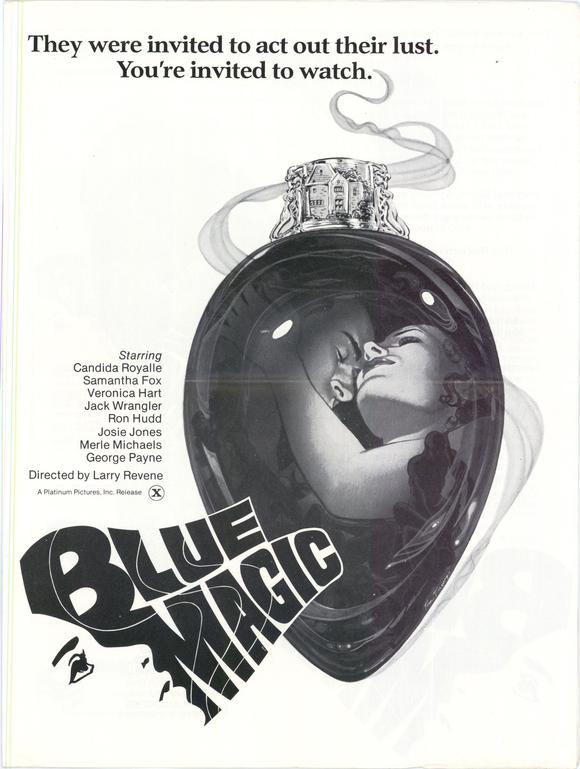 Blue Magic movie