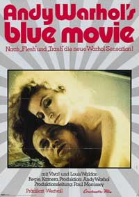 Blue Movie - 11 x 17 Movie Poster - Style A