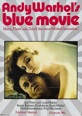 Blue Movie - 27 x 40 Movie Poster - Style A