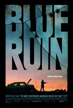 Blue Ruin - 11 x 17 Movie Poster - Style B