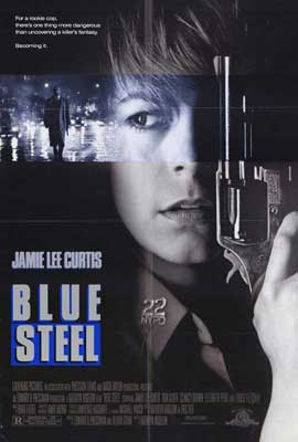Blue Steel - 27 x 40 Movie Poster - Style A
