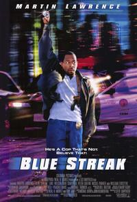 Blue Streak - 27 x 40 Movie Poster - Style A