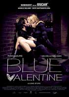 Blue Valentine - 27 x 40 Movie Poster - German Style A