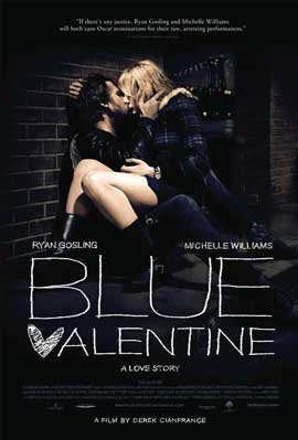 Blue Valentine - 27 x 40 Movie Poster