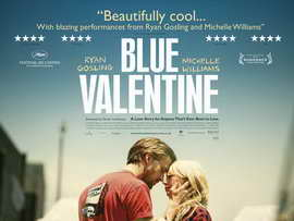 Blue Valentine - 30 x 40 Movie Poster UK - Style A
