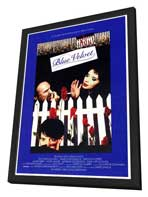 Blue Velvet - 27 x 40 Movie Poster - Style A - in Deluxe Wood Frame