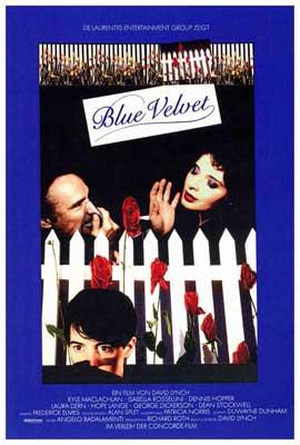 Blue Velvet - 27 x 40 Movie Poster - Style A