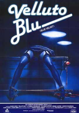 Blue Velvet - 11 x 17 Poster - Foreign - Style B