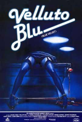 Blue Velvet - 27 x 40 Movie Poster - Style C