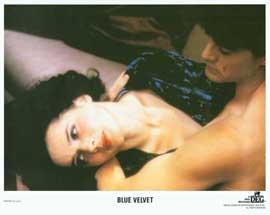 Blue Velvet - 11 x 14 Movie Poster - Style A
