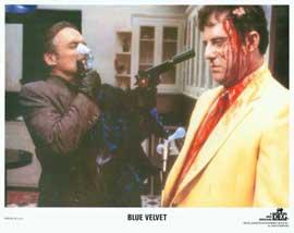 Blue Velvet - 11 x 14 Movie Poster - Style B