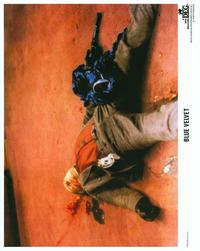 Blue Velvet - 11 x 14 Movie Poster - Style D