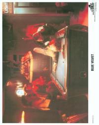 Blue Velvet - 11 x 14 Movie Poster - Style E
