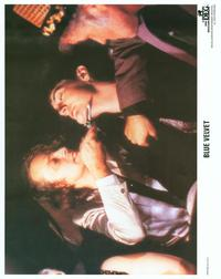 Blue Velvet - 11 x 14 Movie Poster - Style G
