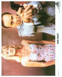 Blue Velvet - 11 x 14 Movie Poster - Style H