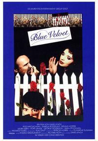 Blue Velvet - 43 x 62 Movie Poster - Bus Shelter Style A