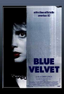 Blue Velvet - 27 x 40 Movie Poster - Style D