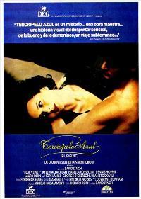 Blue Velvet - 11 x 17 Movie Poster - Spanish Style A