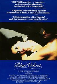 Blue Velvet - 43 x 62 Movie Poster - Bus Shelter Style B