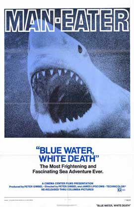 Blue Water White Death - 11 x 17 Movie Poster - Style A