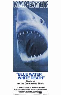 Blue Water White Death - 11 x 17 Movie Poster - Style B