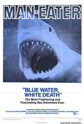 Blue Water White Death - 27 x 40 Movie Poster - Style A