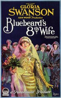 Bluebeard's Eighth Wife - 11 x 17 Movie Poster - Style A