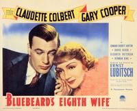 Bluebeard's Eighth Wife - 11 x 14 Movie Poster - Style A