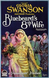 Bluebeard's Eighth Wife - 43 x 62 Movie Poster - Bus Shelter Style A