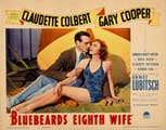 Bluebeard's Eighth Wife - 22 x 28 Movie Poster - Half Sheet Style B