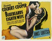 Bluebeard's Eighth Wife - 22 x 28 Movie Poster - Half Sheet Style A